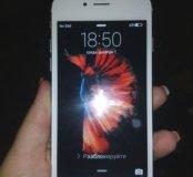Айфон 6 S,бронестекло,чехол