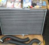Радиатор 2108 2109 21099 2113 2114 2115