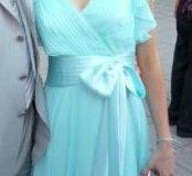 Платье с сумкой