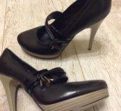 """Туфли фирмы """"Promenade"""" в отличном состоянии, 38 р"""