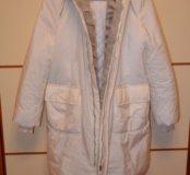 Пальто сделано в Италии