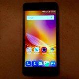 Мобильный телефон ZTE blade X 3 black