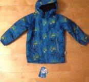 Новая куртка lassie 110, 104, 116