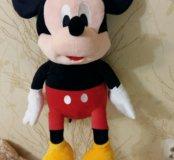 Новая мягкая игрушка Микки Маус