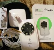 Netcam belkin wi-fi камера