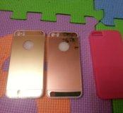 Новые чехлы на iphone 5,6,7