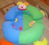 Игровой коврик клоун