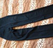 Прямые брюки 46