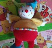 Музыкальный клоун Gulliver