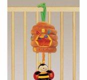 Музыкальная пчелка в улье(подвеска)
