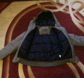 Укорочённая куртка Аляска H&M