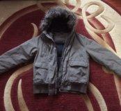 Куртка Аляска укорочённая H&M