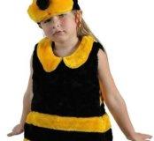 Пчелка новый карнавальный костюм