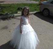 Детское нарядное  пышное платье Вероника и К