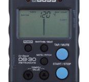 Метроном BOSS DB-30 Dr. Beat