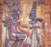 Гобелен ( картина )  ручной работы из Египта