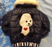 Детская куртка весна- холодная осень