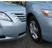 Кузовной ремонт автомобилей (рихтовка)