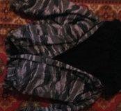 Бушлат ватники и свитер
