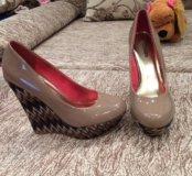 Туфли размер 39-40