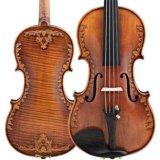 Мастеровая очень красивая скрипка.