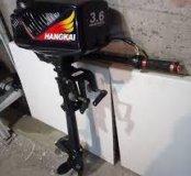 Лодочный мотор Ханкай 3.6