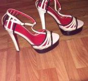 Туфли летние продам или обменяю