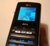 LG KP110 дисплей