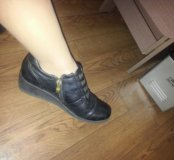 Туфли  кожа 36