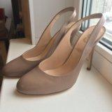Туфли кожаные, новые. Производство Италия