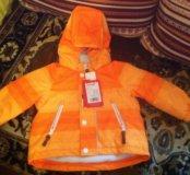Новая куртка reima р74 обмен/продажа