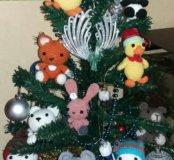 Игрушки на  елку и в подарок