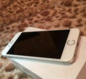 IPhone 6 16gd silver