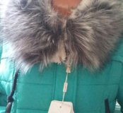 куртка парка новая зимняя