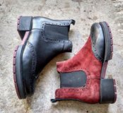 Ботинки женские под заказ