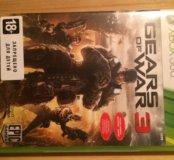 """Игра для Xbox 360 """"Gears of War 3"""" оригинальная"""