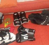 Форма для тайского бокса