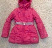 Куртка для девочки  ( рост 116)