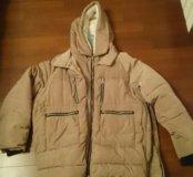 Парка (зимняя теплая куртка)