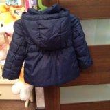 Куртка бенеттон
