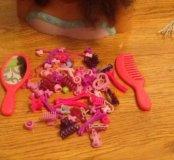 Кукла для создания причёсок