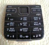 Nokia E52 кнопки