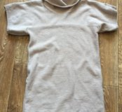 Шерстяной свитер с ангорой