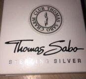 Серьги Thomas Sabo
