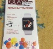 Броне стекло на Apple Watch