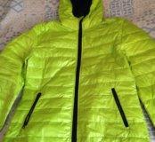 Куртка зимняя (пух-перо)