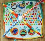 Игровой коврик музыкальный Fisher Price