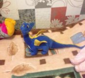 Игрушка дракон
