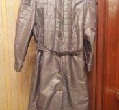 Женское пальто.. Новое.. (осень-весна)
