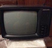 """Телевизор """"ЮНОСТЬ-406Д"""" в отличном состоянии."""